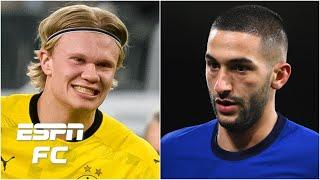 Are Erling Haaland and Hakim Ziyech set for summer transfers?   ESPN FC Extra Time
