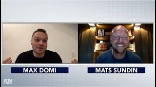 My Hockey Idol: Max Domi Wears #13 To Honour His Hero Mats Sundin
