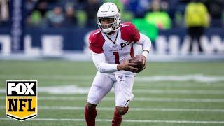 Kyler Murray reacts to being ranked No. 90 on NFL's Top 100 list   QB7   FOX NFL