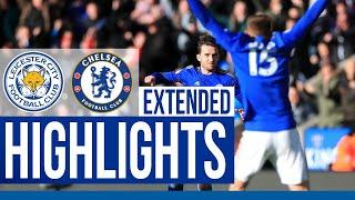 Leicester City 2 Chelsea 2 | Extended Highlights | 2019/20