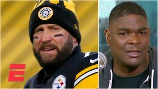Losing to Washington is good for the Steelers - Keyshawn Johnson   KJZ