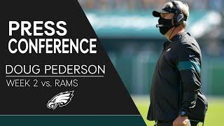 Doug Pederson Discusses the Loss to the Rams | Eagles Press Conference