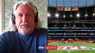 Rob Ryan talks NFL's decision to cancel all London games this year | Inside the Huddle Vodcast
