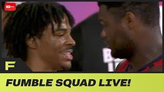 Ja Morant & Zion Williamson Exchange Words After Heated Matchup | Fumble Live