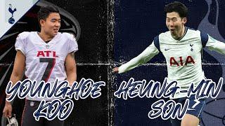 From South Korea to the world stage! | HEUNG-MIN SON X YOUNGHOE KOO | PREMIER LEAGUE X NFL