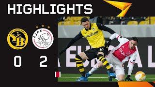 Short Highlights | Young Boys - Ajax | UEFA Europa League