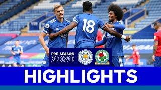 Foxes Finish Pre-Season With A Draw | Leicester City 1 Blackburn Rovers 1 | 2020/21