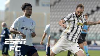 Weston McKennie takes 'HUGE' jump at Juve while Gonzalo Higuain is 'a quick fix' in Miami | ESPN FC