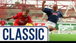 Leicester Stun Liverpool At Anfield In 1997 | Liverpool 1 Leicester City 2 | Classic Matches