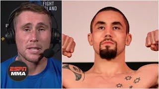 Darren Till explains why he hasn't been 'nasty' to Robert Whittaker before UFC fight | ESPN MMA