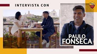 Interview with Paulo Fonseca