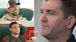 Dominic Matteo's incredible story with Klopp & Milner | Resilience, strength, & positivity