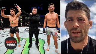Dominick Cruz criticizes ref Keith Peterson after UFC 249 loss to Henry Cejudo | ESPN MMA