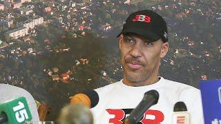 LaVar Ball Looked BIG MAD After LaMelo Ball Was Drafted 3rd To Charlotte Hornets | NBA DRAFT 2020
