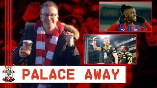 ON THE MARCH | Crystal Palace 0-2 Southampton | Premier League