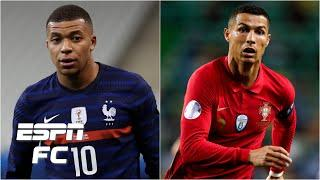 Will Kylian Mbappe play for France vs. Ronaldo & Portugal in UEFA Nations League?   ESPN FC