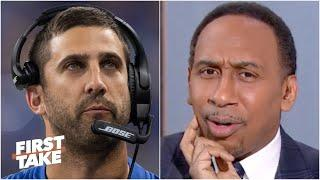 Stephen A.: Nick Sirianni looked like a 'deer in headlights' at Eagles introduction   First Take