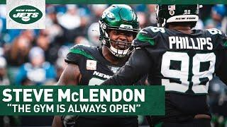 """The Gym Is Always Open"" 