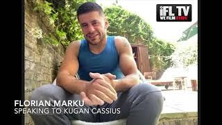 'I DONT WANT TO FIGHT 50 S*** GUYS. THEY CANT AVOID ME' -FLORIAN MARKU WARNS EDDIE HEARN, CONOR BENN