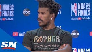 Jimmy Butler Knows Heat Need To Be Near Perfect To Beat Lakers