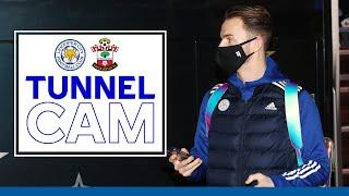 Tunnel Cam | Leicester City vs. Southampton | 2020/21
