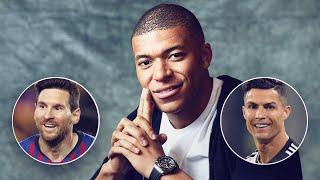 Cristiano Ronaldo vs. Lionel Messi: Kylian Mbappé's PERFECT choice | Oh My Goal
