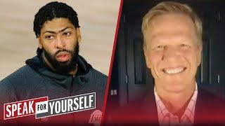 Anthony Davis had a chance to be Batman in loss to Rockets & he failed — Bucher | SPEAK FOR YOURSELF