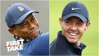 Tiger Woods will not win the PGA, but Rory McIlroy just might - Michael Collins | First Take