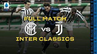 INTER CLASSICS | FULL MATCH | INTER vs JUVENTUS | SERIE A 2003/04 [with BOBO VIERI]