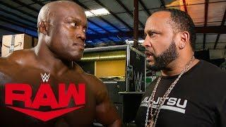 MVP makes an offer to Bobby Lashley: Raw, May 11, 2020