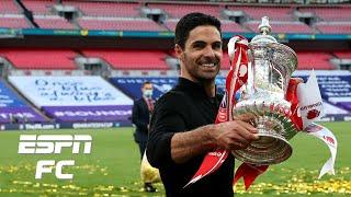 Will Arsenal win the Champions League in three years under Mikel Arteta? | ESPN FC Extra Time