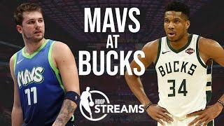 Luka vs Giannis, LeBron vs Zion, Milwaukee Bucks vs Dallas Mavericks preview | Hoop Streams