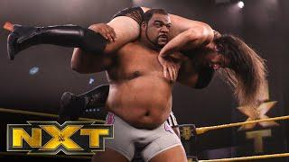 NXT Champion Keith Lee vs. Cameron Grimes - Non-Title Match: WWE NXT, Aug. 5, 2020