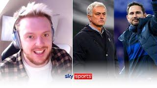 Can Frank Lampard or Jose Mourinho win the title? | Saturday Social feat Chunkz & JaackMaate