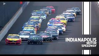 Cup Series takes the green for the Brickyard 400 at Indy | NASCAR Cup Series