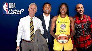 A message from Jay Williams, Chiney Ogwumike, Jalen Rose & Mike Breen.