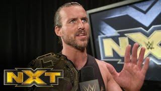 Who does Adam Cole prefer to face?: WWE NXT, June 24, 2020