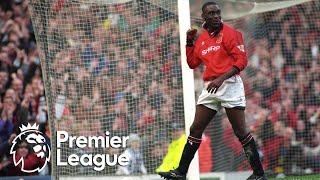 Andy Cole: Man Utd and Newcastle's historically prolific striker | Premier League 100 | NBC Sports