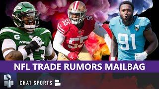 NFL Trade Rumors: Jamal Adams To Indy? Dee Ford To Pittsburgh? Yannick Ngakoue To Baltimore?