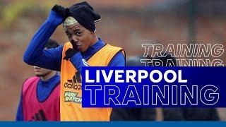 Foxes Prepare For Anfield Trip   Liverpool vs. Leicester City   2020/21