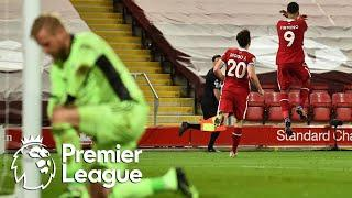 Liverpool crush Leicester City; Arsenal, Leeds draw | Premier League Update | NBC Sports