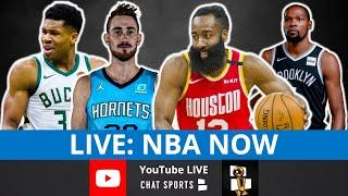 NBA Now LIVE With Jimmy Crowther - NBA News, Rumors and Live Q&A - Nov. 30, 2020