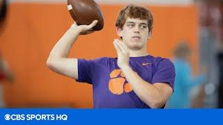 Will Arch Manning Commit to Clemson? [INSIDE ARCH'S VISIT TO CLEMSON] | CBS Sports HQ