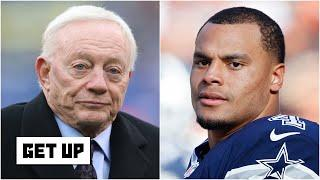 What's next for Dak Prescott & the Cowboys after no deal? | Get Up