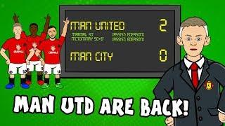 REACTIONS: Man United are BACK and Erling Haaland wants a transfer!  Onefootball x 442oons