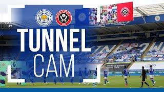 Tunnel Cam | Leicester City vs. Sheffield United | 2019/20