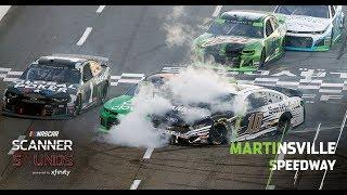 Scanner Sounds: 'Wreck him if you have to' | NASCAR at Martinsville Speedway