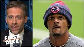 The Deshaun Watson deal will be 'the biggest trade in NFL history' - Max Kellerman | First Take