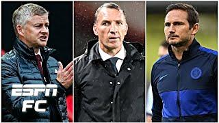 Ole Gunnar Solskjaer, Brendan Rodgers or Frank Lampard: Who's the better manager?   Extra Time