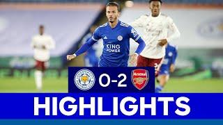 Foxes Exit Carabao Cup in Third Round   Leicester City 0 Arsenal 2   2020/21